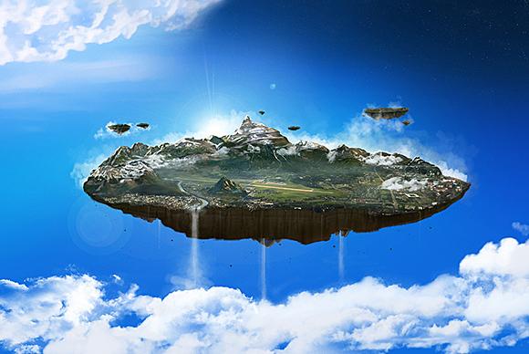 Foating-Island
