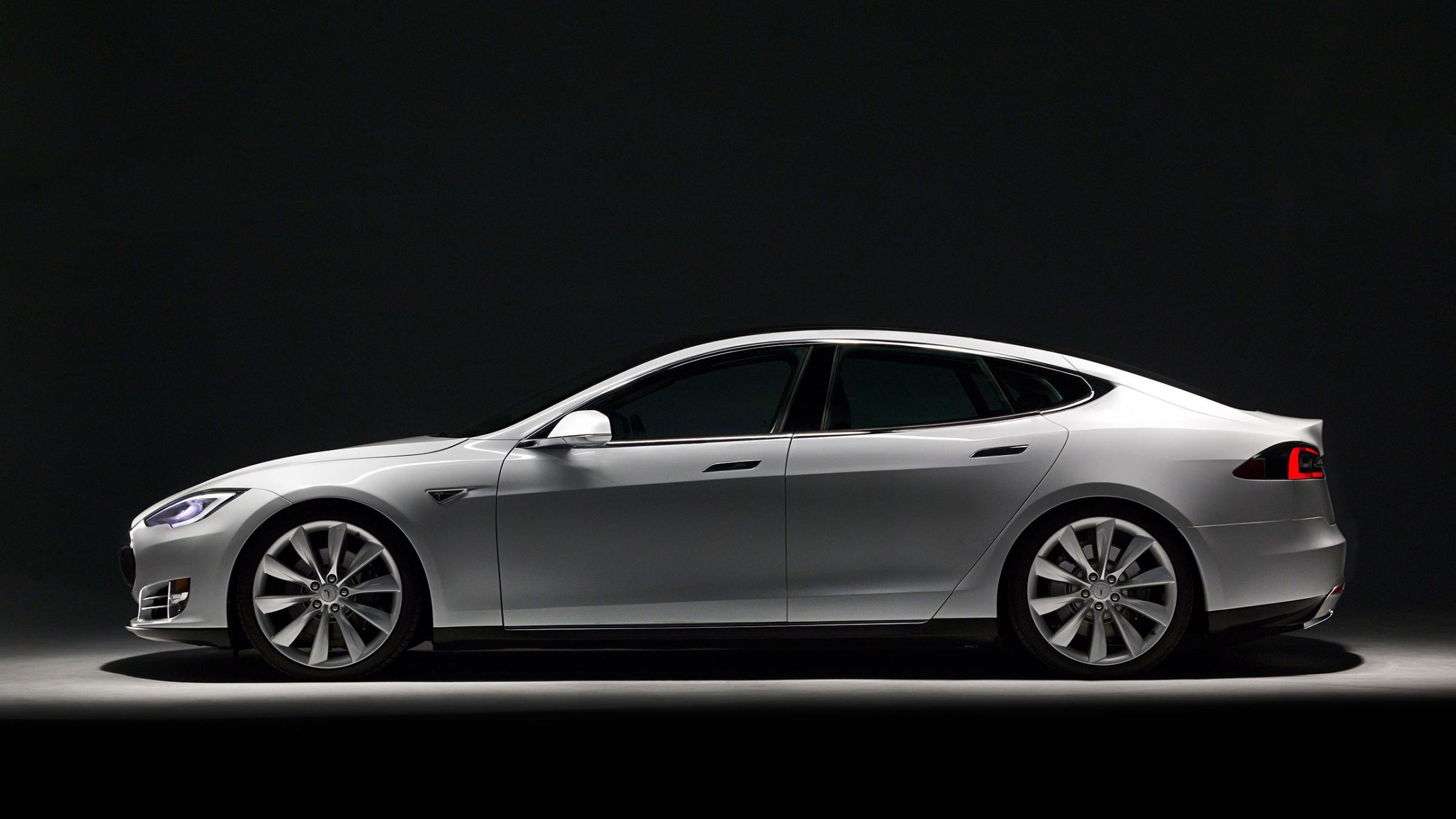 Model S - Tesla Motors - Design das sich sehen lassen kann